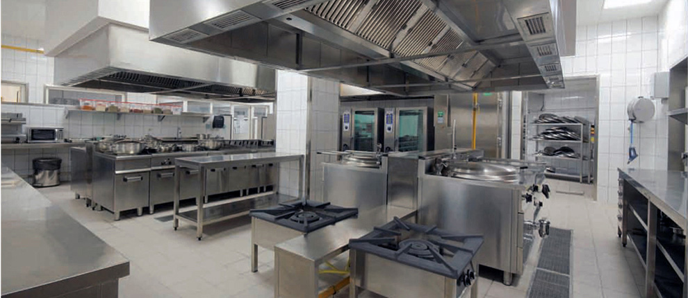 Star Krom - Mersin Endüstriyel Mutfak