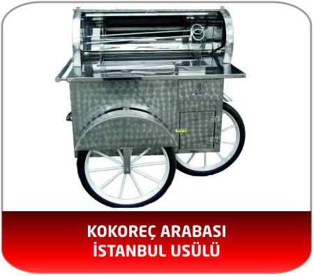 Kokoreç Arabası İstanbul Usülü