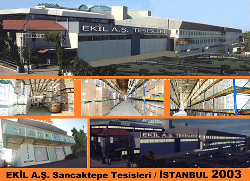 EKİL SANAYİ TESİSLERİ - İSTANBUL