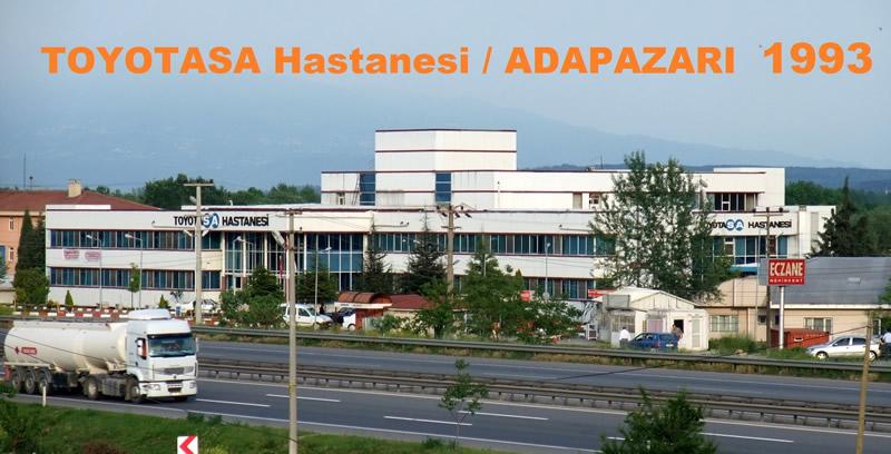 TOYOTASA HASTANESİ - ADAPAZARI