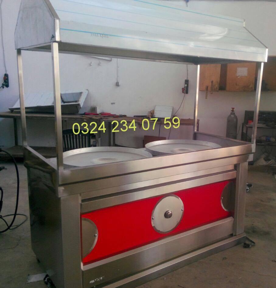 Tantuni Tezgahı Zonguldak-Endüstriyel Mutfak Ekipmanları Zonguldak