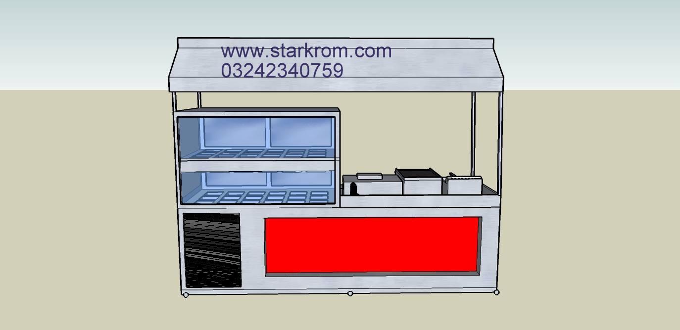 Star Krom Endüstriyel Mutfak Ekipmanları 0324 234 07 59 Proje  Montaj 11