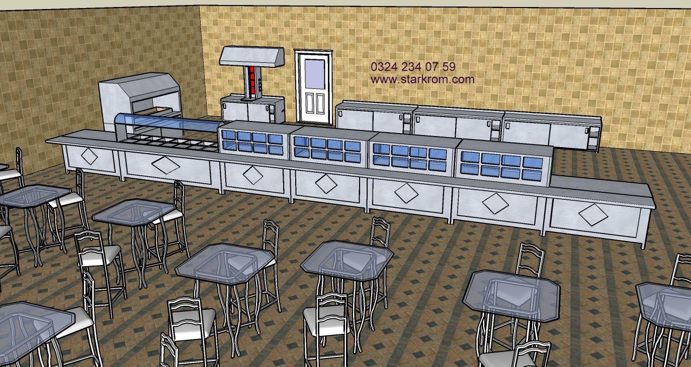 Star Krom Endüstriyel Mutfak Ekipmanları Mersin
