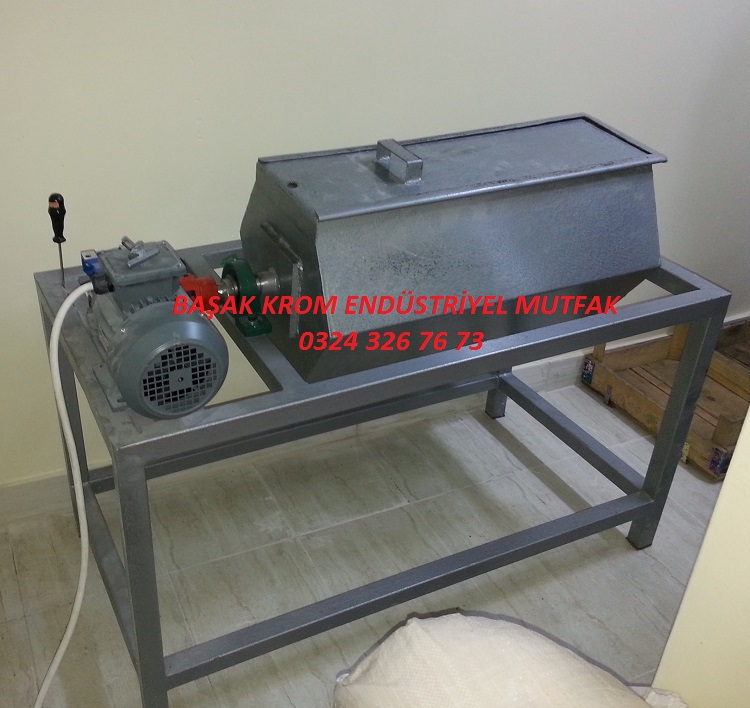 Kebap şişi temizleme makinası